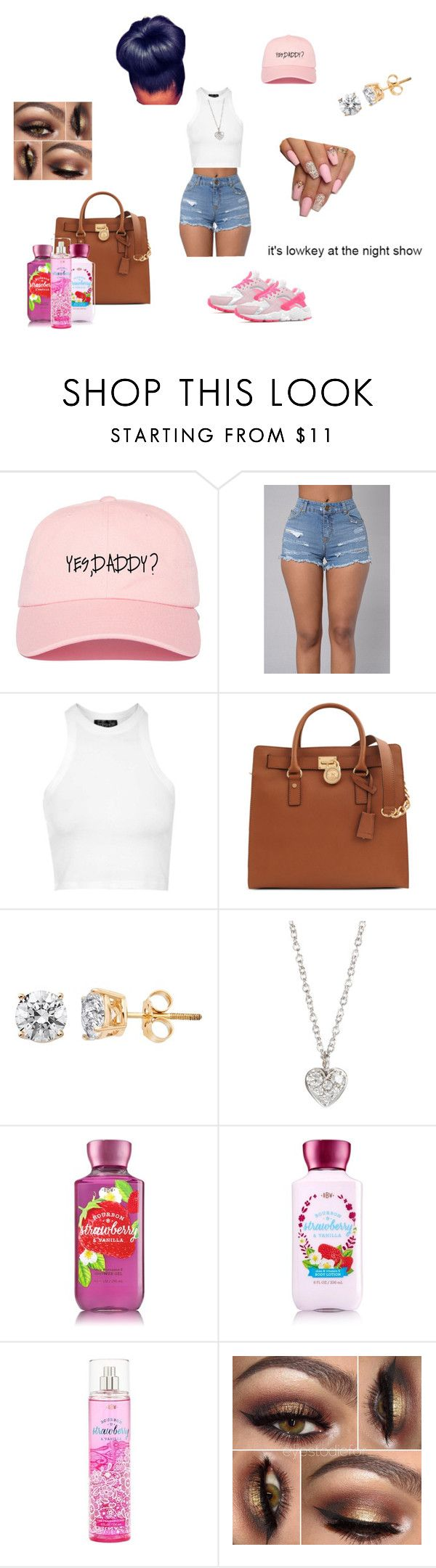 """You Was Right ~ Lil Uzi Vert"" by themindlesschannel ❤ liked on Polyvore featuring Topshop, Michael Kors and Finn"