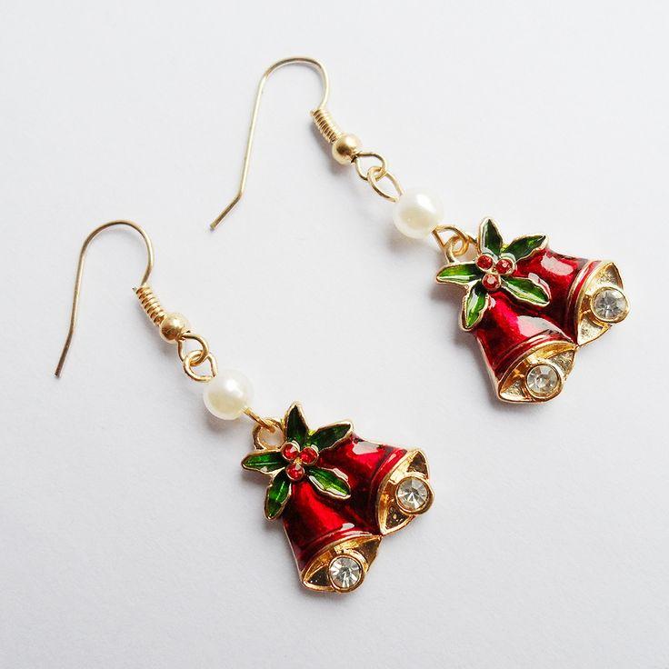 Goedkope 2015 mode populaire kerst oorbellen vergulde sieraden kerstklok hanger oorbellen voor vrouwen kerst cadeaus, koop Kwaliteit Drop Oorbellen rechtstreeks van Leveranciers van China:  goed nieuwsDank u zeer vrienden om ons bedrijf te ondersteunen en liefde.Omdat, een paar dagen geleden. Mijn kind
