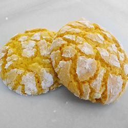 Lemon Burst Cookies   Brown Eyed Baker