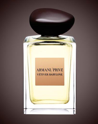 The Best Vetiver Fragrances for Men: Vétiver Babylone, Armani Privé