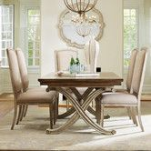Found it at Wayfair - Sanctuary Rectangle Dining Table