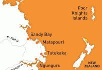 Tutukaka Organic Retreat is in between Tutukaka and Matapouri. Truly Spectacular Coastline
