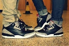 Black Cement 3's Couple