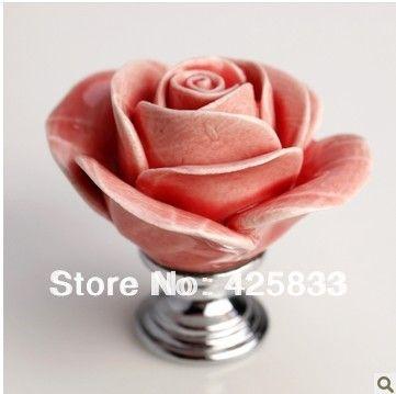 flower knobs drawer knob dresser knobs ceramic knobs pulls handles antique bronze furniture hardware diameter height material zinc alloy ceramic screws