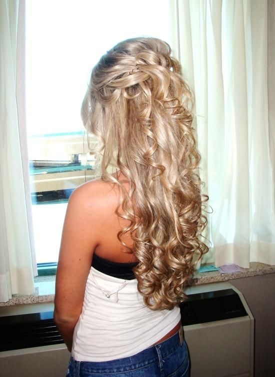 hair styles for thick hair 1000 images about cabelos e penteados on 1373
