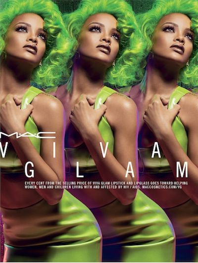 #BStat   Preview, Photos: MAC Cosmetics Rihanna Viva Glam 2 Collection - Frosted Metallic Mauve Lipstick, LipGlass Fall 2014   BeautyStat.com