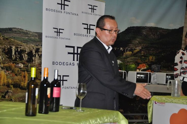 Catando los Vinos de Uclés de Bodegas Fontana