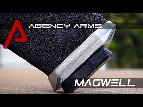 http://www.reactivegunworks.com/ AGENCY ARMS GLOCK 19 AGENCY ARMS MAGWELL: http://tinyurl.com/mv7dwfn RANGE BAG: http://amzn.to/2nd25gq LIGHT: http://amzn.to...