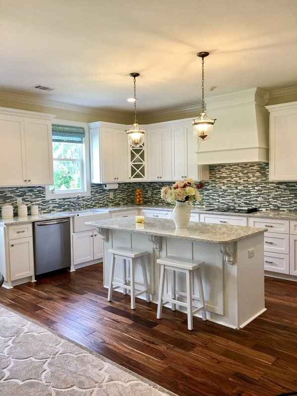 Traditional Kitchen Design Photo by Wayfair