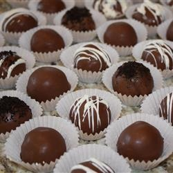 Easy OREO Truffles Allrecipes.com