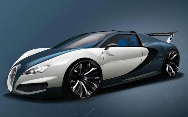 2016 Bugatti Veyron Model