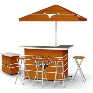 Deluxe tailgating bar.