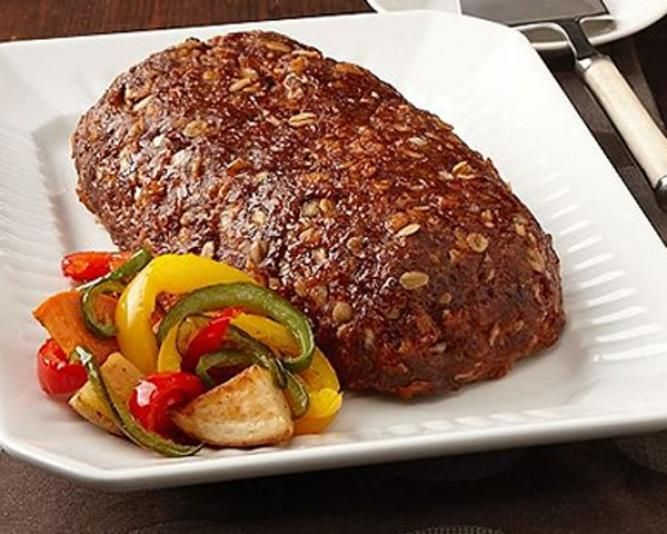 Quaker Oats' Prize-Winning Meatloaf | The Daily Meal