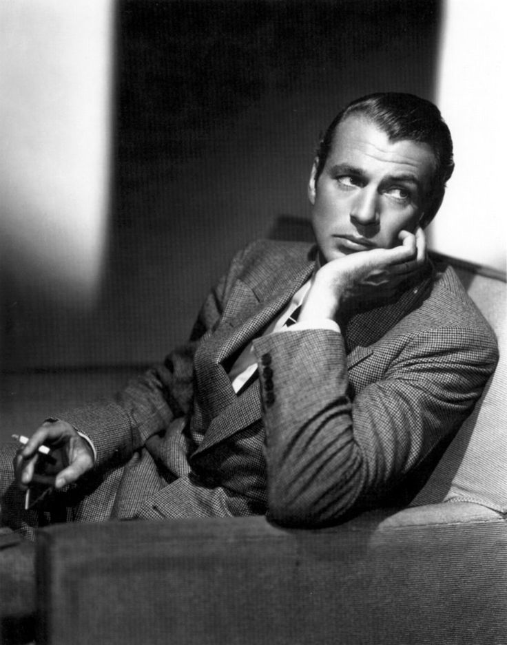 Frank James Cooper, más conocido como Gary Cooper (Helena (Montana), 7 de mayo de 1901 - Los Ángeles, 13 de mayo de 1961),