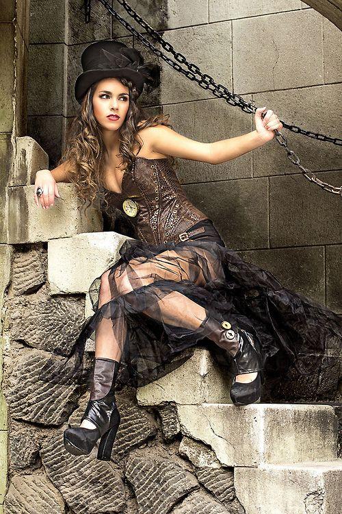Steampunk | Fashion