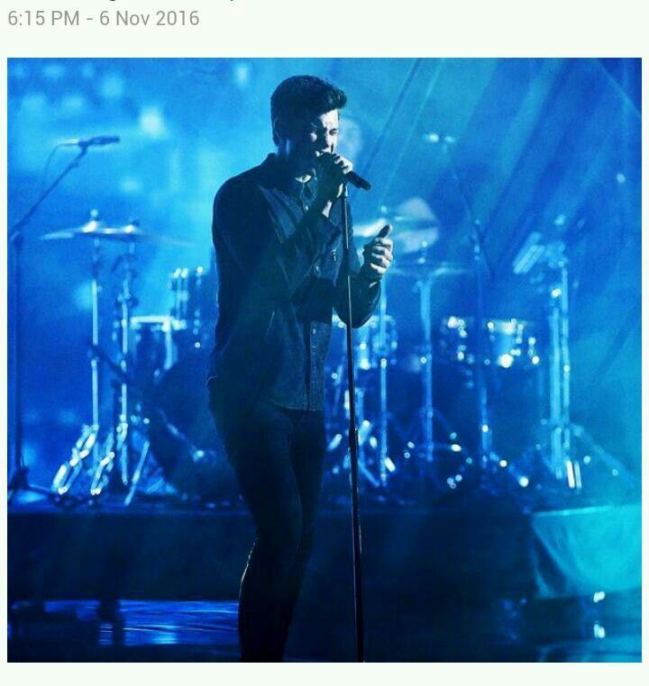 So proud of him!! EMAs 2016