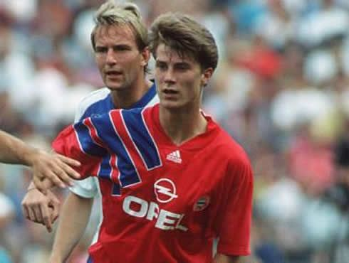 Image result for bayern munich 1990s