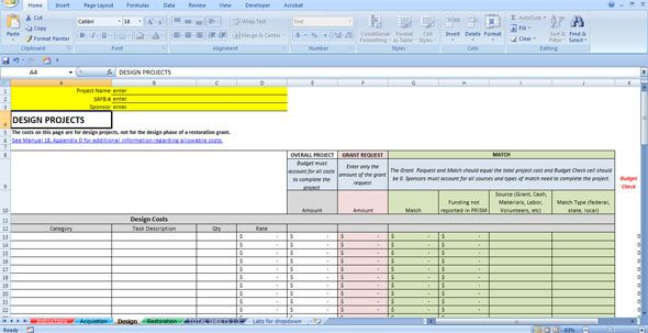 Download Project Cost Estimator Excel Template At Free Of Cost To
