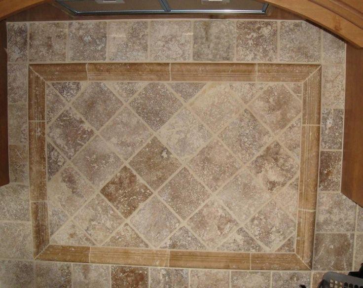 1000 images about kitchen tile backsplash on pinterest for Ceramic tile mural backsplash