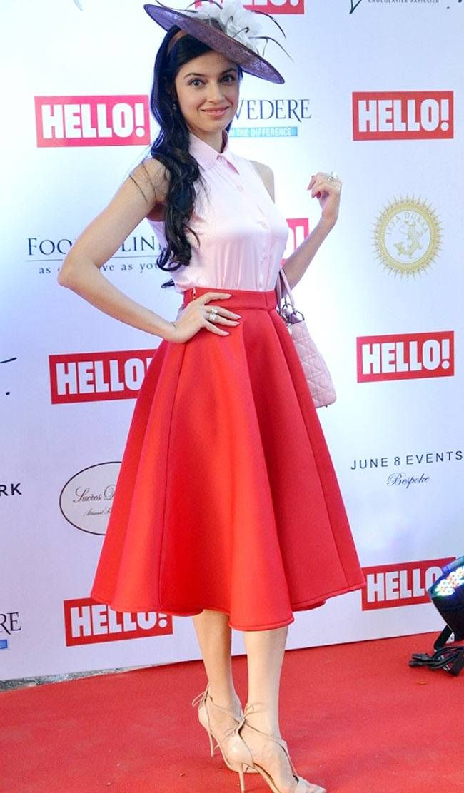 Divya Kumar Khosla at the Winner's Cup. #Bollywood #Fashion #Style #Beauty #Hot #WAGS