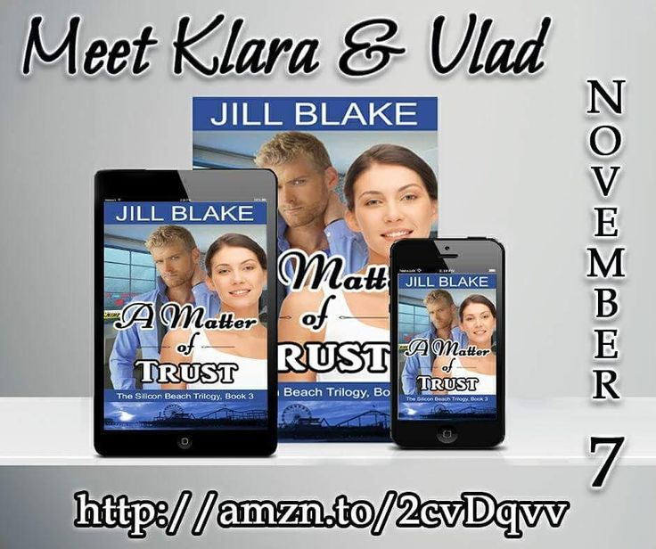 Pre-Order Blast    #Amazon #Kindle #New #Release #NewRelease #PreOrder #Contemporary #Romance #Suspense #RomanticSuspense #ContemporaryRomance #MoBPromos #amreading Title: A Matter of Trust  http://amzn.to/2fcaPLh Author: @Jill Blake Genre: Contemporary Romantic Suspense Release Date: November 7 2016  Hosted: (http://ift.tt/1QudXSK) @MoBPromos  Giveaway  http://ift.tt/2ehG5YH  Add the book to Goodreads  http://ift.tt/2fHl3Yq #BookLinks Amazon: http://amzn.to/2fcaPLh #Synopsis: Venture…