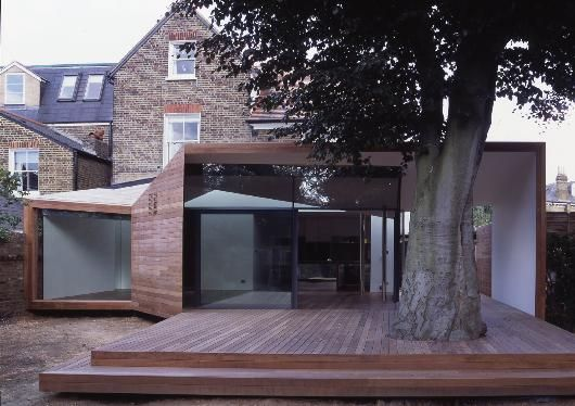 Wrap House in London by Alison Brooks Architects