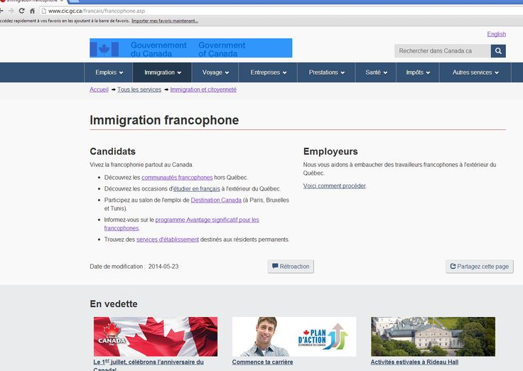 www.cic.gc.ca/francophone