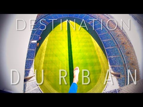 The Incidental Tourist. Destination Durban.