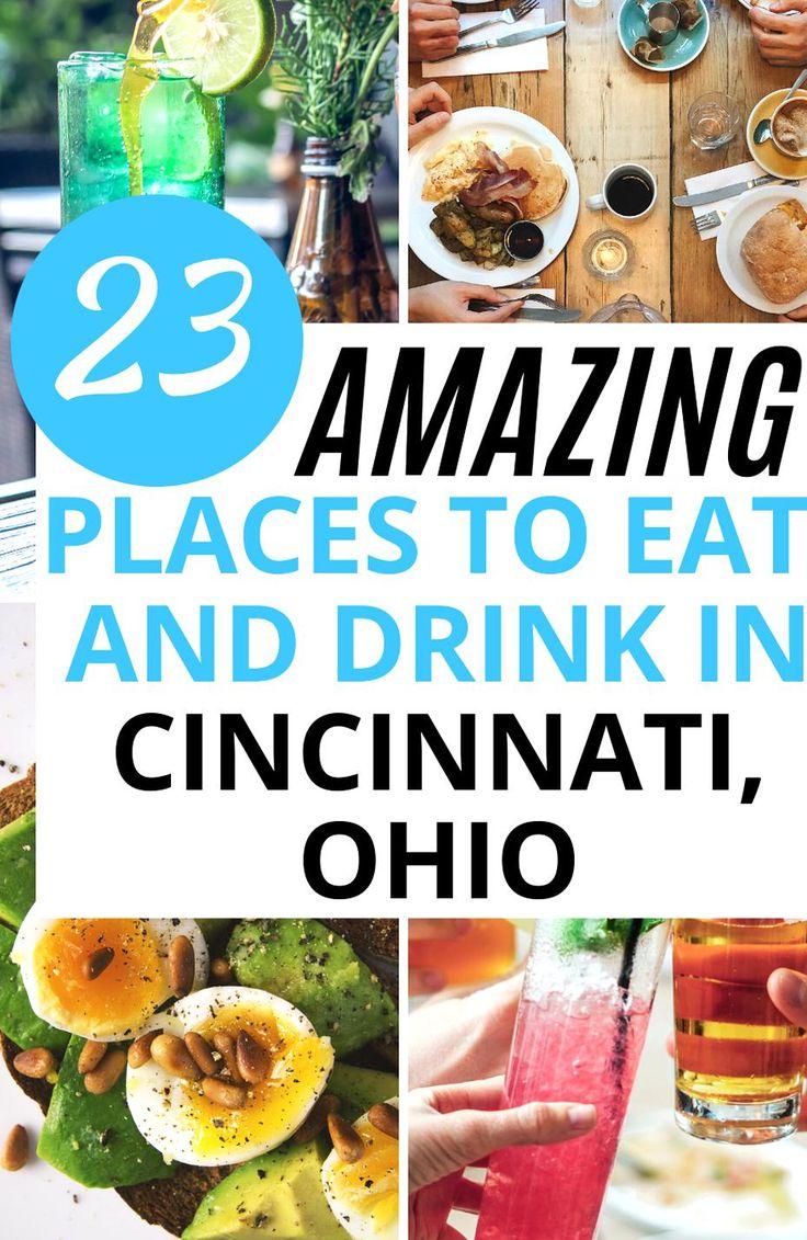 Cincinnati Ohio Food And Drink Guide Ohio Girl Travels In 2020 Ohio Travel Foodie Travel Ohio Travel Destinations