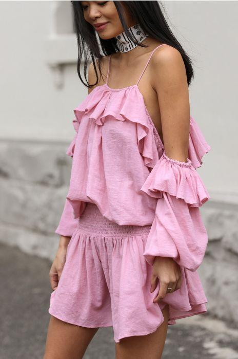 Steele - Savannah Mini Dress
