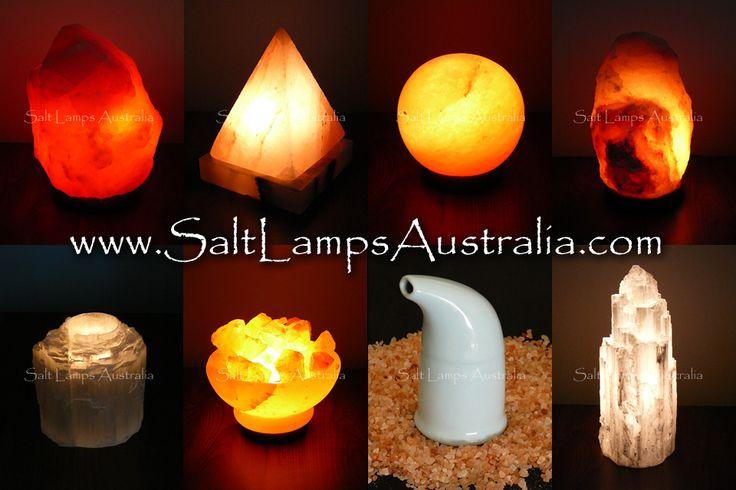 How Do Salt Lamps Work 59 Best Himalayan Salt Lamps Images On Pinterest  Crystals