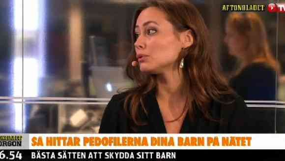 Här försöker VD:n köpa sex av Elin, 12   Nyheter   Aftonbladet