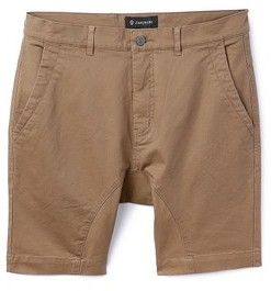 $62, Brown Shorts: Zanerobe Slingshot Shorts. Sold by East Dane. Click for more info: https://lookastic.com/men/shop_items/211489/redirect