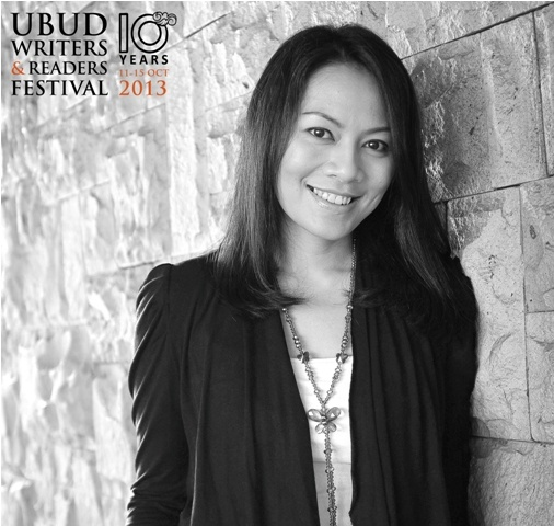 It's time for our first author announcement of the year! We are delighted to reveal that DEWI LESTARI will be attending the 2013 UWRF. Musician, screenwriter and novelist Dewi 'Dee' Lestari is a woman of many talents. #writer #penulis #UWRF13 #festival