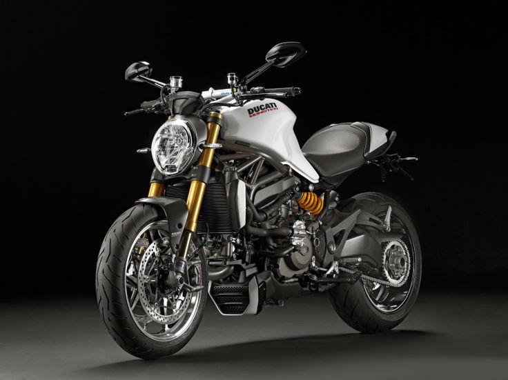 Racing Cafè: Ducati Monster 1200 Ducati Performance 2014