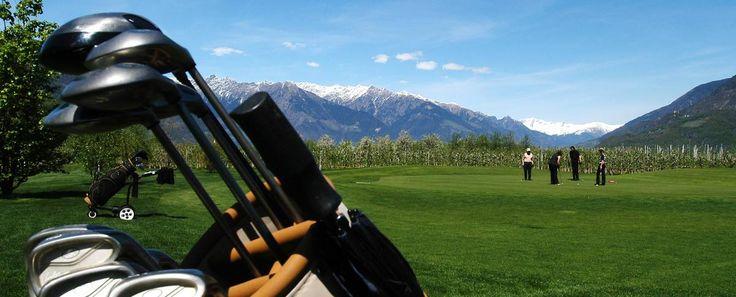 #Golf-Urlaub in #Südtirol