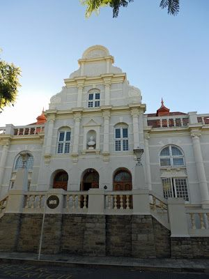 Lu-Gerda's Travels: Graaff-Reinet : Old Buildings