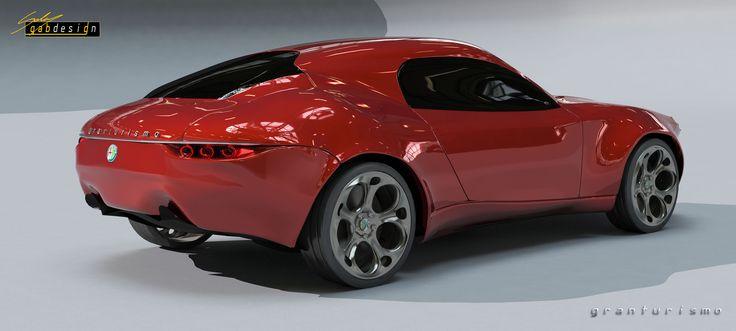 Alfa Romeo granturismo by GabrieleLongo