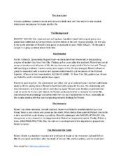 how to write a play script transcript