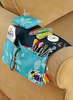 Armchair Needlework Organizer