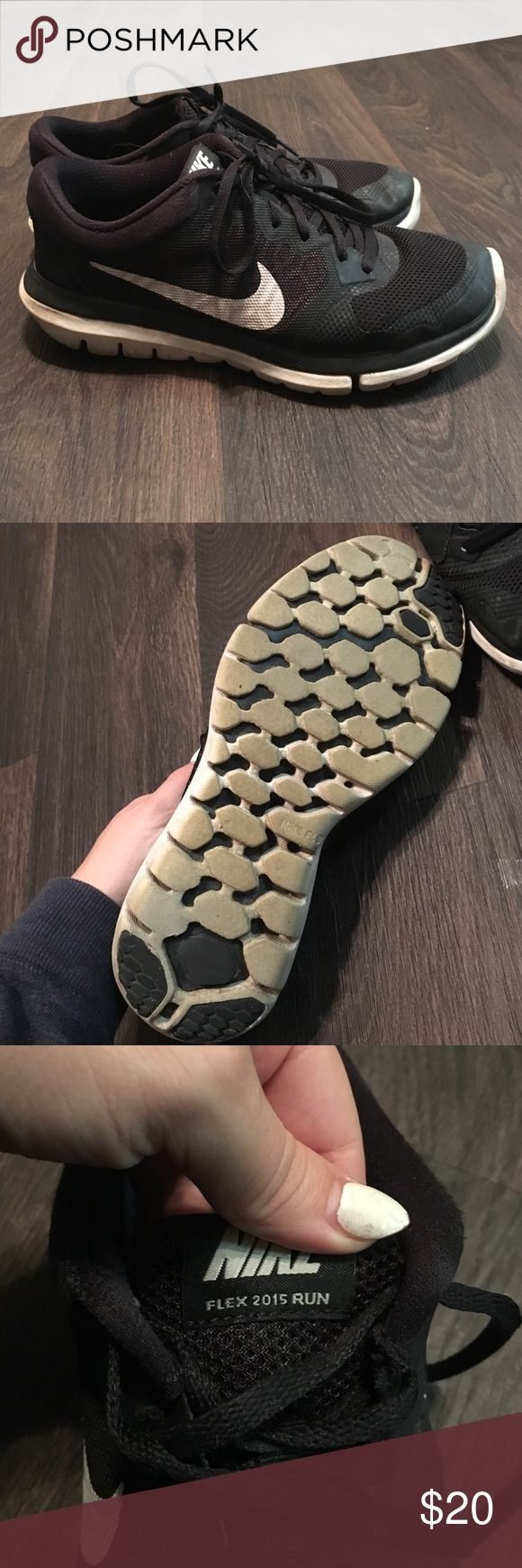 nike flex run nike 2015 flex run. these are the comfiest pair of sneakers i own. they are great for working long hours on your feet or for going to the gym. these are still in good condition and a great deal! Nike Shoes Athletic Shoes