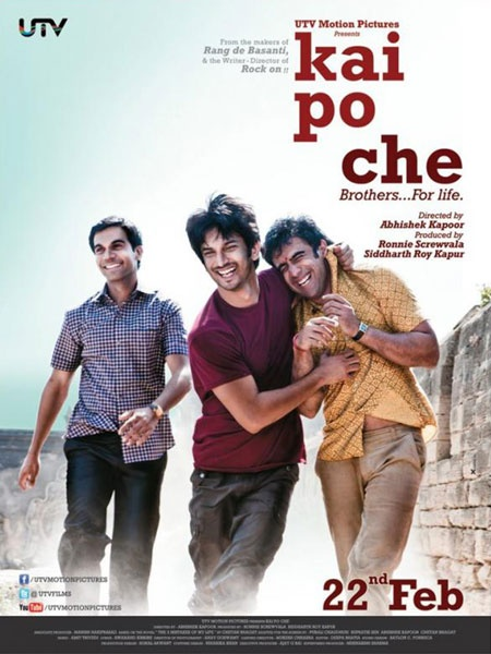 Kai Po Che Review