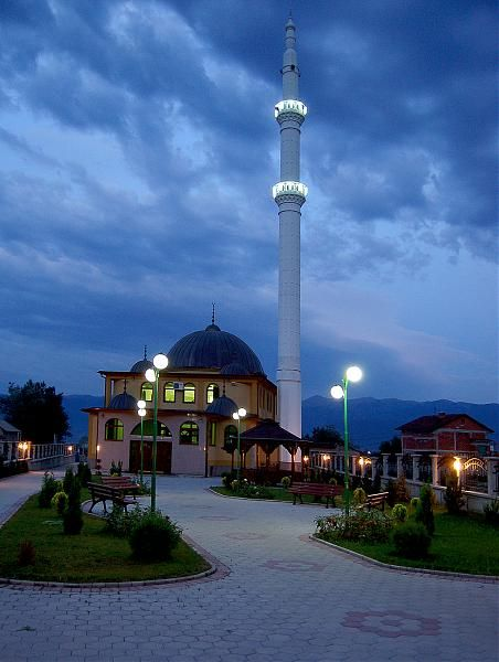 New Mosque / Negotino, Gostivar, Macedonia