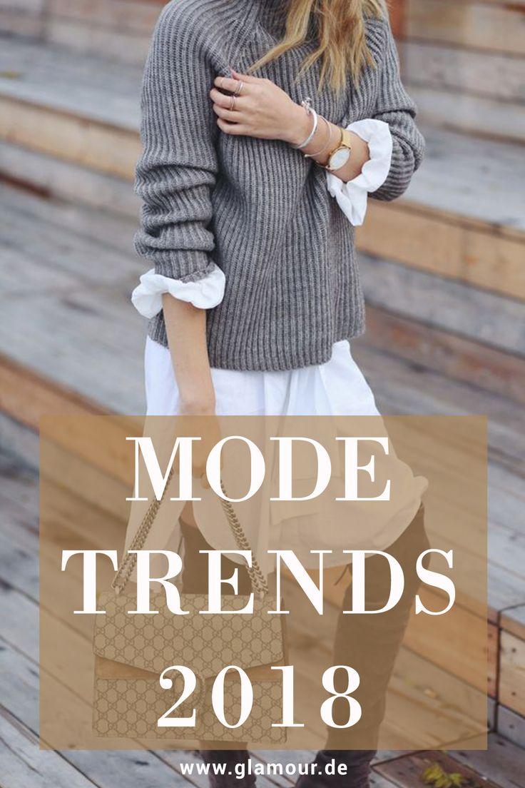 Pinterest hat seine Trendprognose für 2018 erfüllt. Im Ranking … – Modetrends 2018