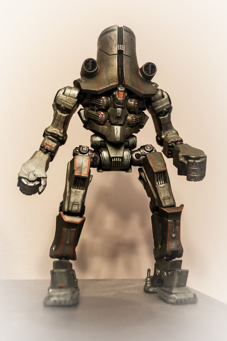 Jaeger, Cherno Alpha