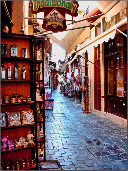 Rethimno Crete , Greece