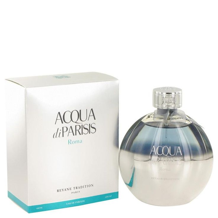 Acqua di Parisis Roma by Reyane Tradition Eau De Parfum Spray 3.3 oz
