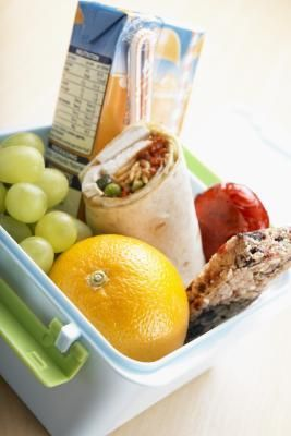 School Lunch Ideas For High School Athletes | LIVESTRONG.COM