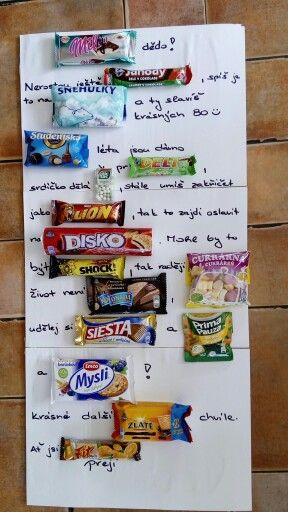 57 Best nieco zo sladkosti images Dareky, Npady, Darek