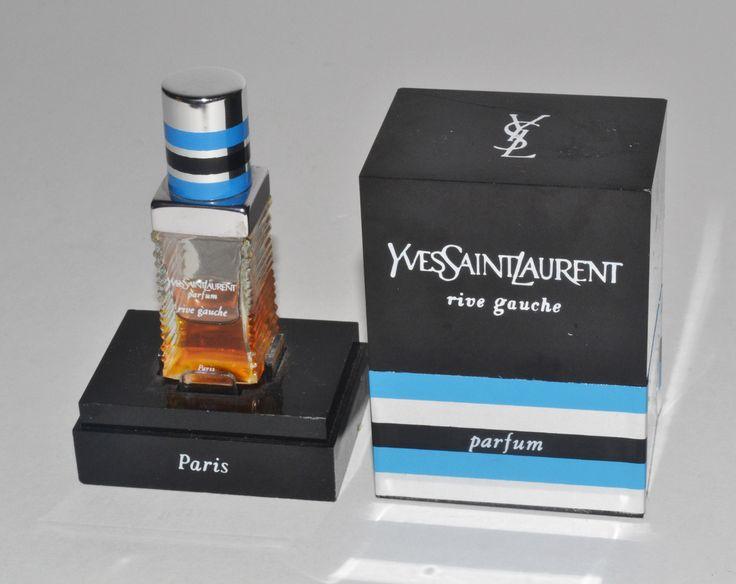 Rive Gauche Parfum By Yves Saint Laurent - Shop Vintage